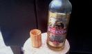 doe het zelf sterkedrank beker, van hout